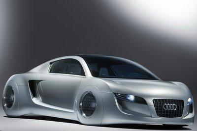 2004 Audi RSQ movie car