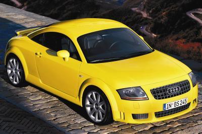2004 Audi TT 250 coupe
