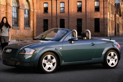 2004 Audi TT Roadster