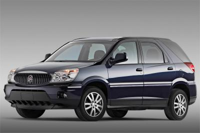 2004 Buick Rendezvous Ultra