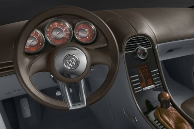 2004 Buick Velite Instrumentation