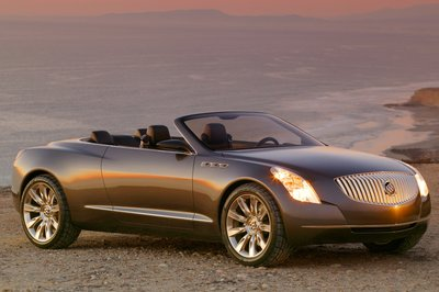 2004 Buick Velite