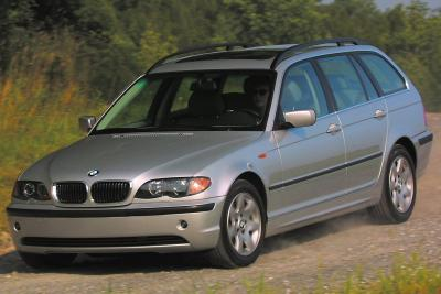 2004 BMW 3-Series wagon