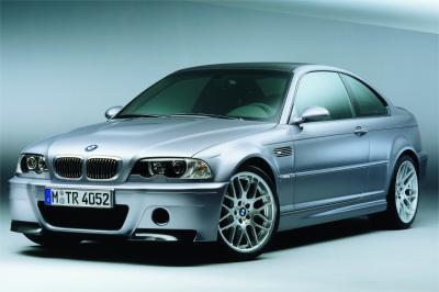 2004 BMW M3 CSL