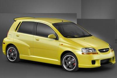 2004 Chevrolet Aveo Xtreme