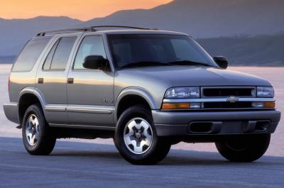 2004 Chevrolet Blazer 4 door