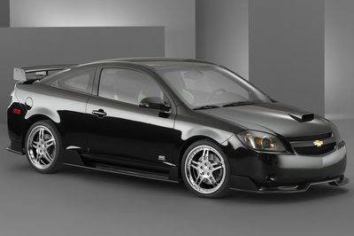 2004 Chevrolet Cobalt SS Supercharged Coupe