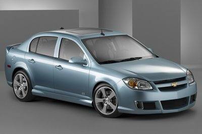 2004 Chevrolet Cobalt SS Supercharged sedan