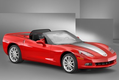 2004 Chevrolet Corvette convertible Street Appearance