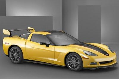 2004 Chevrolet Corvette Show & Go