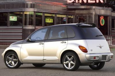 2004 Chrysler PT Cruiser Dream Cruiser Edition 3