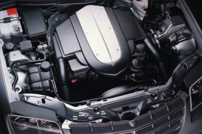 2004 Chrysler Crossfire engine