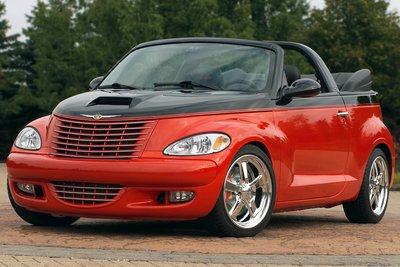 2004 Chrysler PT Speedster