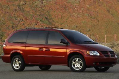 2004 Dodge Grand Caravan SXT