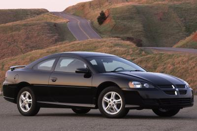 2004 Dodge Stratus Coupe SXT