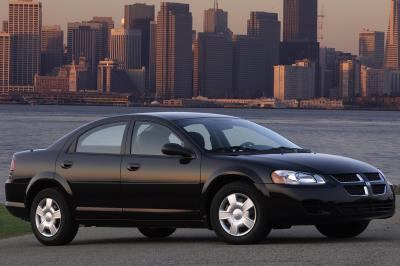 2004 Dodge Stratus Sedan SE