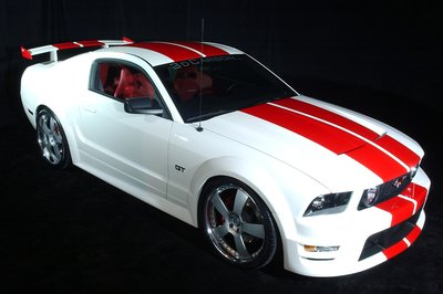 2004 Ford 2005 Mustang by 3dCarbon