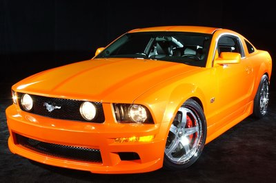 2004 Ford 2005 Mustang by Street Scene Equipment