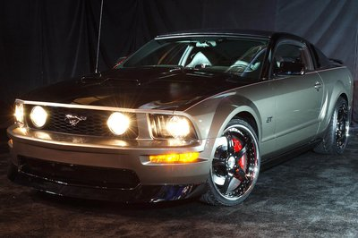 2004 Ford 2005 Mustang by Tiger Racing