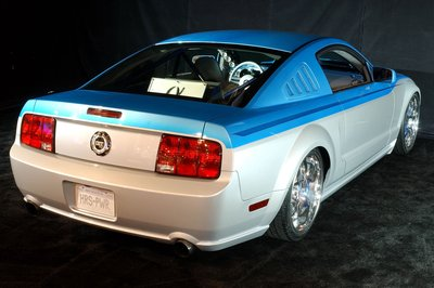 2004 Ford 2005 Mustang by Xtreme Mustang Performance