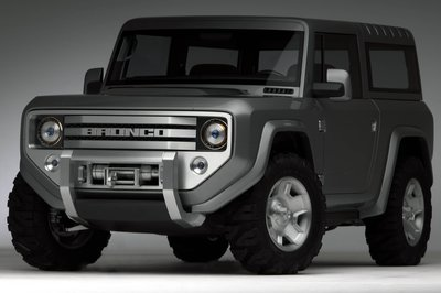 2004 Ford Bronco