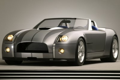 2004 Ford Shelby Cobra