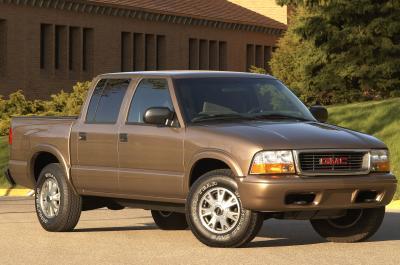 2004 GMC Sonoma crew cab