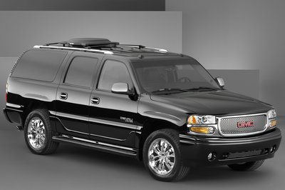 2004 GMC Yukon XL Denali Limited Edition