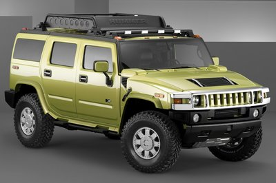 2004 Hummer H2 Special Edition