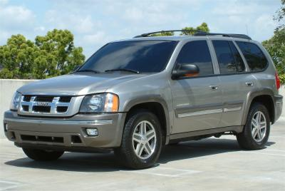 2004 Isuzu Ascender 5 short wheelbase