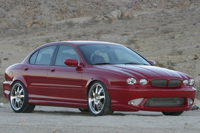 2004 Jaguar X-TYPE by bonspeed