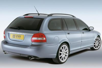 2004 Jaguar X-Type Estate