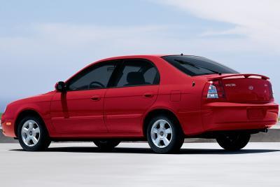 2004 Kia Spectra 5-door