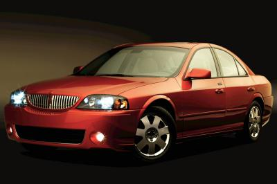 2004 Lincoln LS LSE