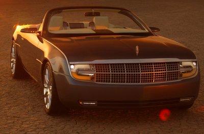 2004 Lincoln Mark X