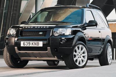2004 Land Rover Freelander SE3