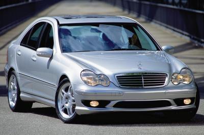 2004 Mercedes-Benz C32 AMG