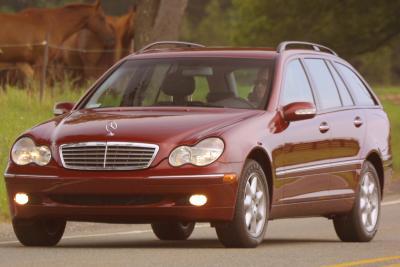 2004 Mercedes-Benz C-class wagon
