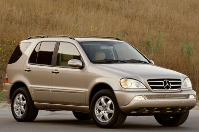 2004 Mercedes-Benz ML500