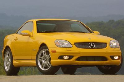 2004 Mercedes-Benz SLK32 AMG