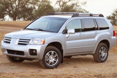 2004 Mitsubishi Endeavor LTD
