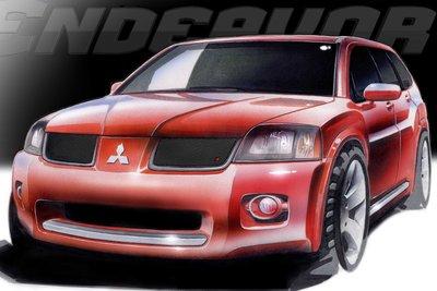 2004 Mitsubishi Ralliart Endeavor