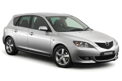 2004 Mazda Mazda3 wagon