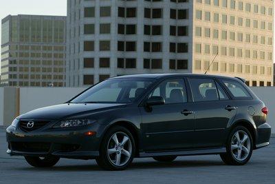2004 Mazda Mazda6 wagon