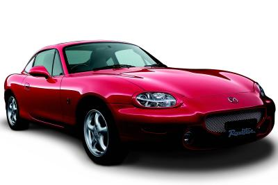 2004 Mazda Roadster (Miata) Coupe