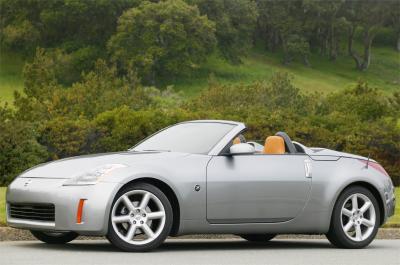 2004 Nissan Z Roadster