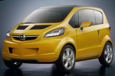2004 Opel Trixx