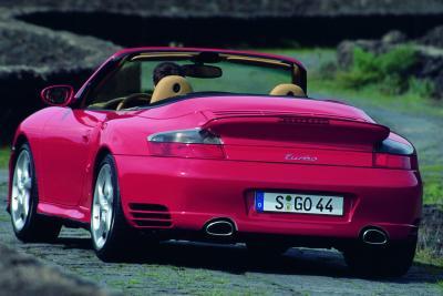 2004 Porsche Turbo Cabriolet