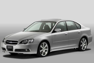 2004 Subaru Legacy 3.0R Spec-B