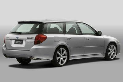 2004 Subaru Legacy Wagon 3.0R Spec-B